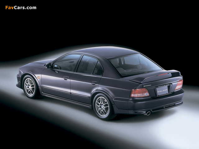Images of Mitsubishi Galant VR-4 Type-S 1996–2002 (640 x 480)