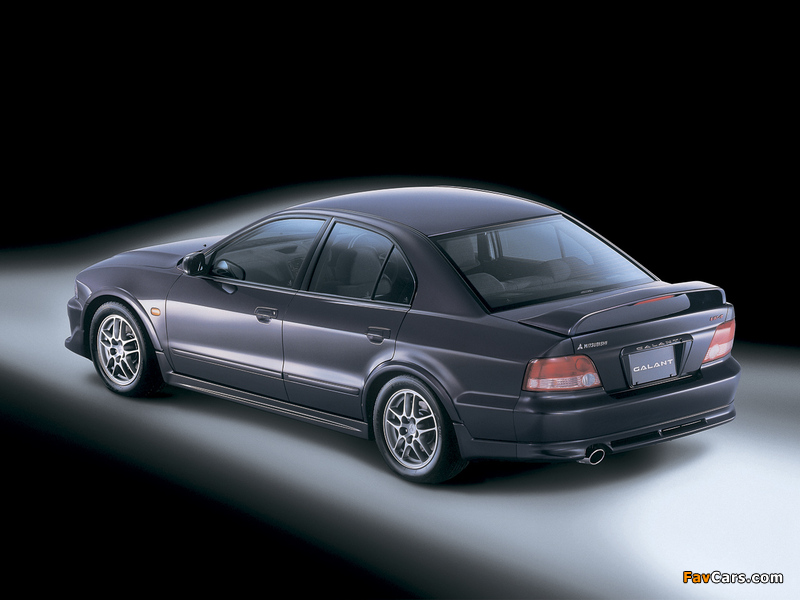 Images of Mitsubishi Galant VR-4 Type-S 1996–2002 (800 x 600)