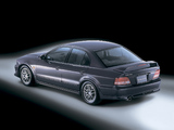 Images of Mitsubishi Galant VR-4 Type-S 1996–2002