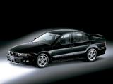 Images of Mitsubishi Galant JP-spec (VIII) 1996–2005