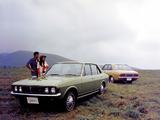 Mitsubishi Colt Galant Sedan (I) 1969–73 pictures