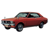 Mitsubishi Colt Galant Coupe (I) 1970–73 images