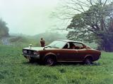Mitsubishi Colt Galant Coupe (II) 1973–75 photos