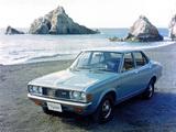 Mitsubishi Colt Galant Sedan (II) 1973–75 photos