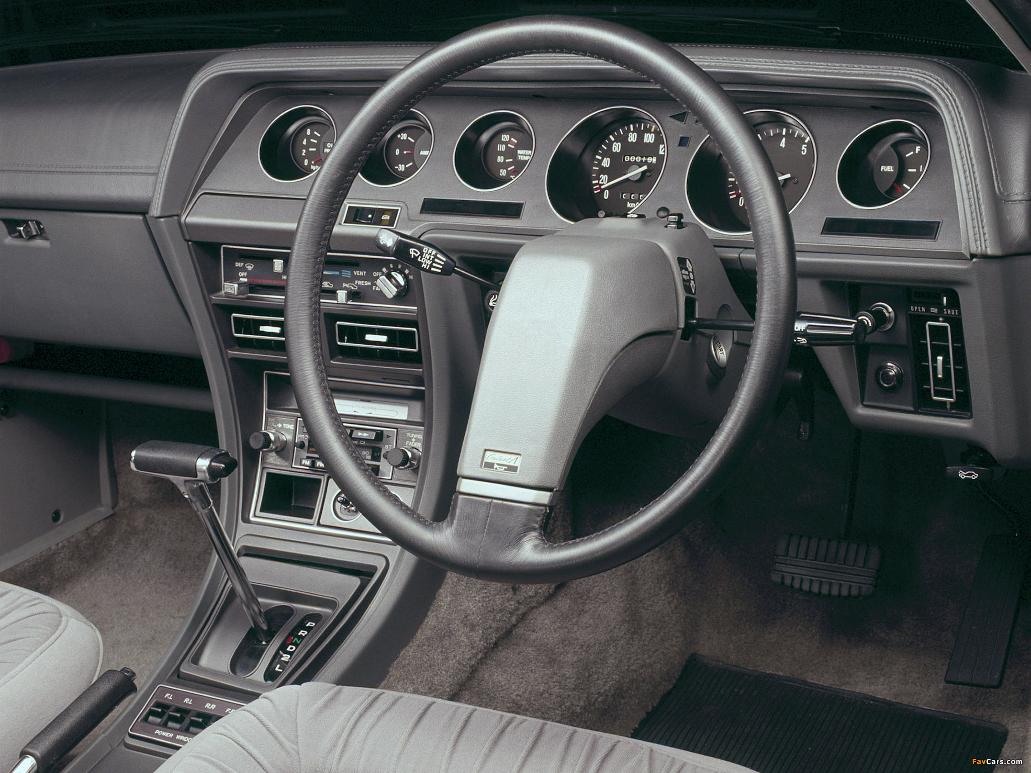 Mitsubishi Galant Lambda Super Touring A123a 1977 78