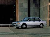 Mitsubishi Galant Sedan (VI) 1987–92 images
