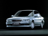 Mitsubishi Galant JP-spec (VI) 1987–92 photos