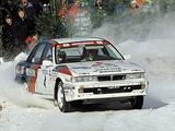 Mitsubishi Galant VR-4RS Swedish Rally (E39A) 1991 photos