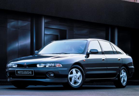 Mitsubishi Galant Hatchback Vii 1992 96 Wallpapers