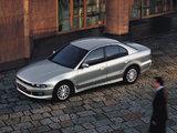 Mitsubishi Galant (VIII) 1996–2003 photos