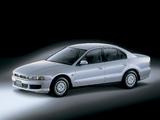 Mitsubishi Galant JP-spec (VIII) 1996–2005 photos