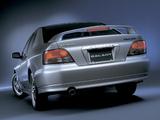 Mitsubishi Galant JP-spec (VIII) 1996–2005 pictures