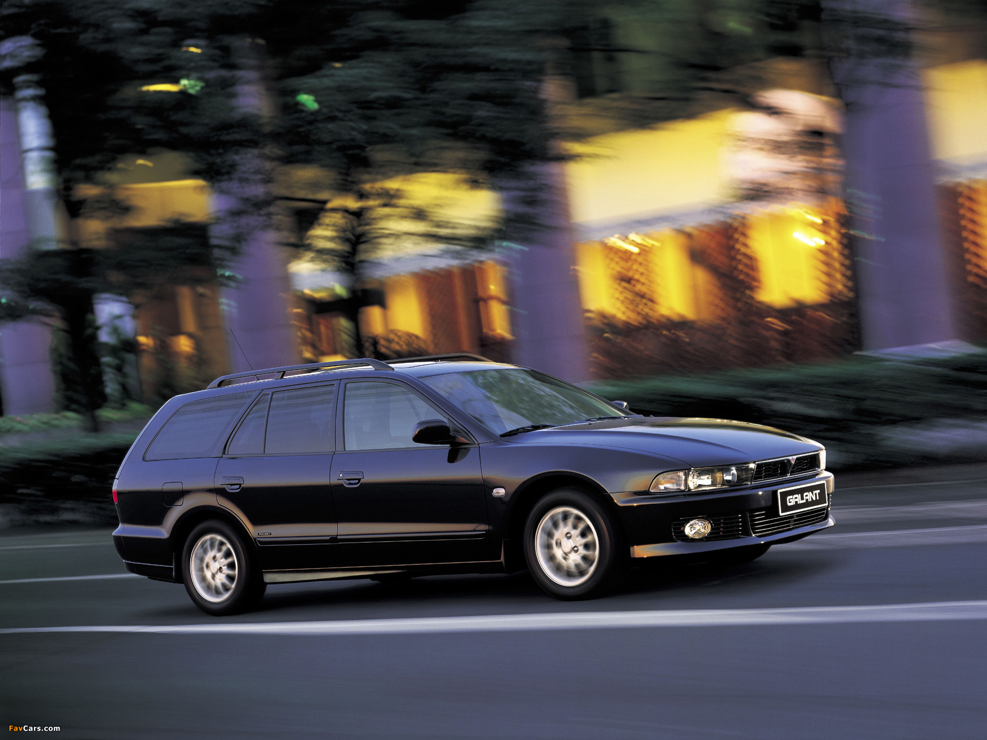 Mitsubishi Galant Wagon Viii 1996 2003 Wallpapers