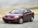 Mitsubishi Galant (IX) 2003–08 photos
