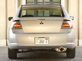 Mitsubishi Galant (IX) 2003–08 pictures
