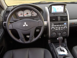 Mitsubishi Galant Ralliart (IX) 2006–08 images