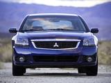 Mitsubishi Galant (IX) 2008 images