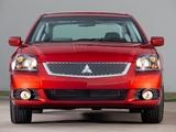 Mitsubishi Galant (IX) 2008 photos