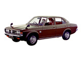 Photos of Mitsubishi Colt Galant Sedan (II) 1973–75