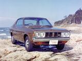 Photos of Mitsubishi Colt Galant Coupe 1975–76