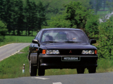 Photos of Mitsubishi Galant Sedan (VI) 1987–92