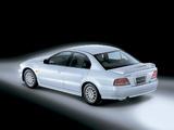 Photos of Mitsubishi Galant JP-spec (VIII) 1996–2005