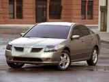 Photos of Mitsubishi Galant (IX) 2003–08