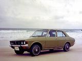 Pictures of Mitsubishi Colt Galant Sedan (I) 1969–73