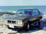 Pictures of Mitsubishi Colt Galant Coupe 1975–76