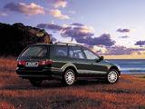 Pictures of Mitsubishi Galant Wagon (VIII) 1996–2003