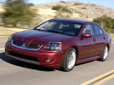 Pictures of Mitsubishi Galant Ralliart Concept 2004