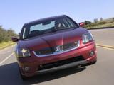 Pictures of Mitsubishi Galant Ralliart (IX) 2006–08