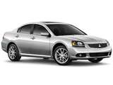 Pictures of Mitsubishi Galant (IX) 2008