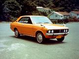 Mitsubishi Colt Galant Coupe (I) 1970–73 wallpapers