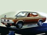 Mitsubishi Colt Galant Coupe (II) 1973–75 wallpapers