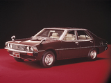 Mitsubishi Galant Sigma (III) 1976–78 wallpapers