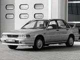 Mitsubishi Galant Sedan (VI) 1987–92 wallpapers