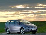 Images of Mitsubishi Grandis UK-spec 2003–10