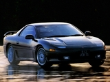 Pictures of Mitsubishi GTO-MR (Z16A) 1992