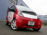 Images of Mitsubishi i MiEV UK-spec 2009