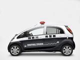 Images of Mitsubishi i MiEV Police 2009