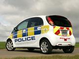 Mitsubishi i MiEV Police 2009 images