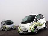 Mitsubishi i MiEV UK-spec 2009 pictures