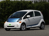 Mitsubishi i MiEV US-spec 2011 images