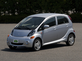 Mitsubishi i MiEV US-spec 2011 photos