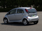 Mitsubishi i MiEV US-spec 2011 pictures