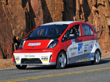 Mitsubishi i MiEV Pikes Peak 2012 wallpapers