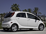 Photos of Mitsubishi i MiEV US-spec 2011