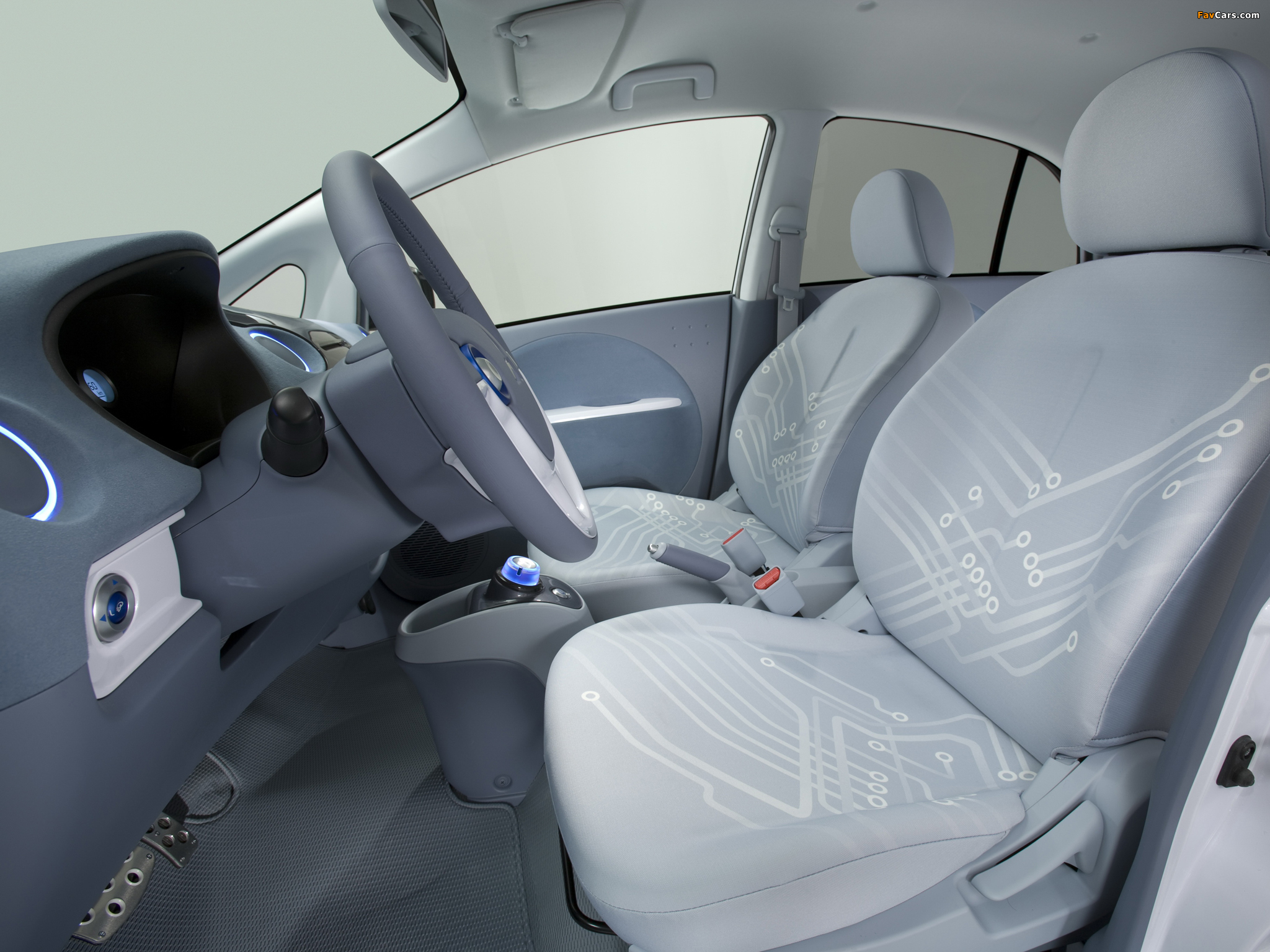 Pictures of Mitsubishi i MiEV Prototype 2009 (2048 x 1536)