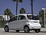 Pictures of Mitsubishi i MiEV US-spec 2011